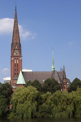 Hamburg Uhlenhorst