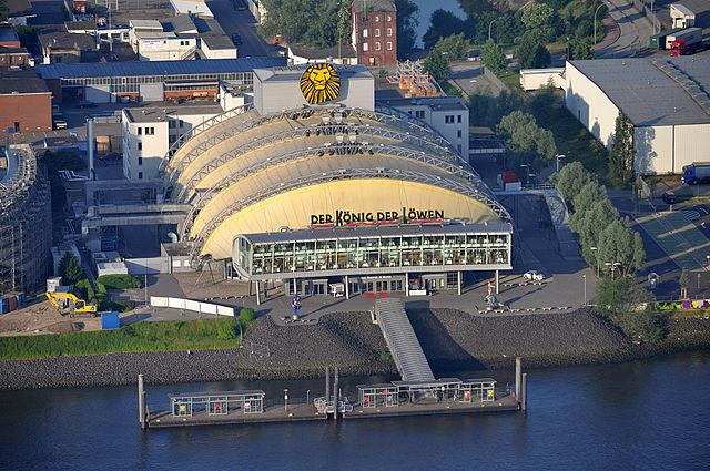 Musicaltheater in Hamburg - Steinwerder
