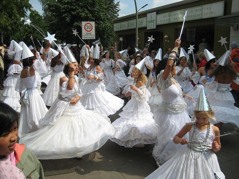 Tanzen auf der Altonale