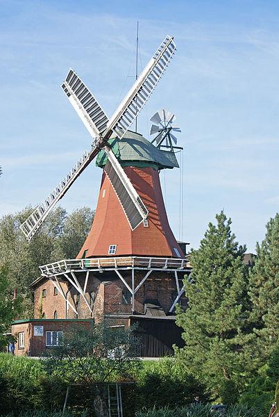 Reitbrooker Mühle in Hamburg-Reitbrook