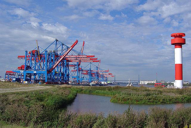 Container-Terminal-Altenwerder