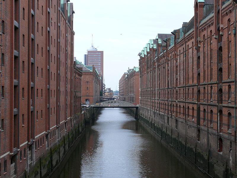 Hamburg City of Warehouses