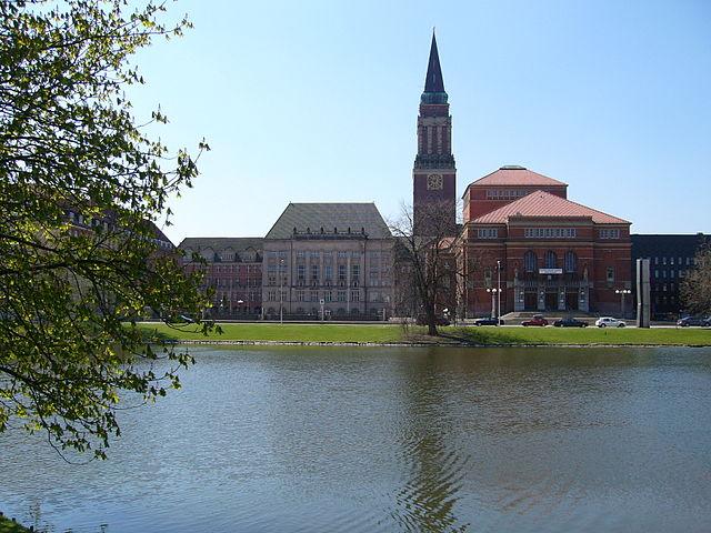 Kieler Rathausturm