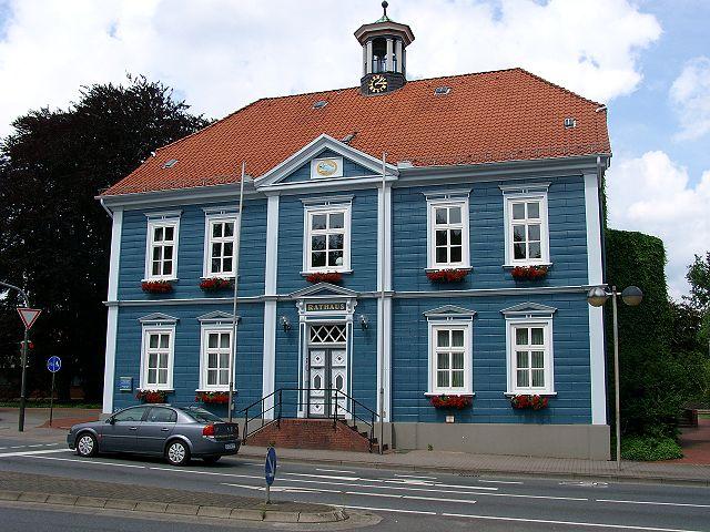 Altes Rathaus in Soltau