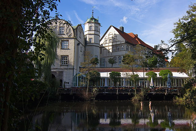 Das Gifhorner Schloss ist das bedeutendste Bauwerk der Stadt