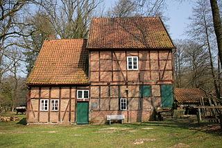 Wassermühle in Soderstorf
