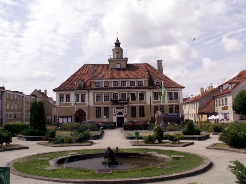 Olsztynek gmina