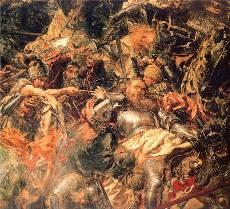 Matejko - Bitwa pod Grunwaldem