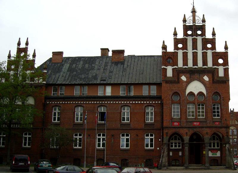 Landratsamt in Rastenburg