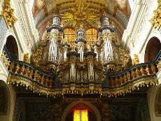Organy w Świętej Lipce