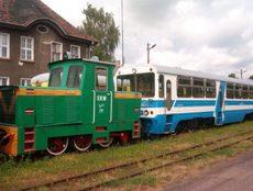 Lycker Kleinbahn