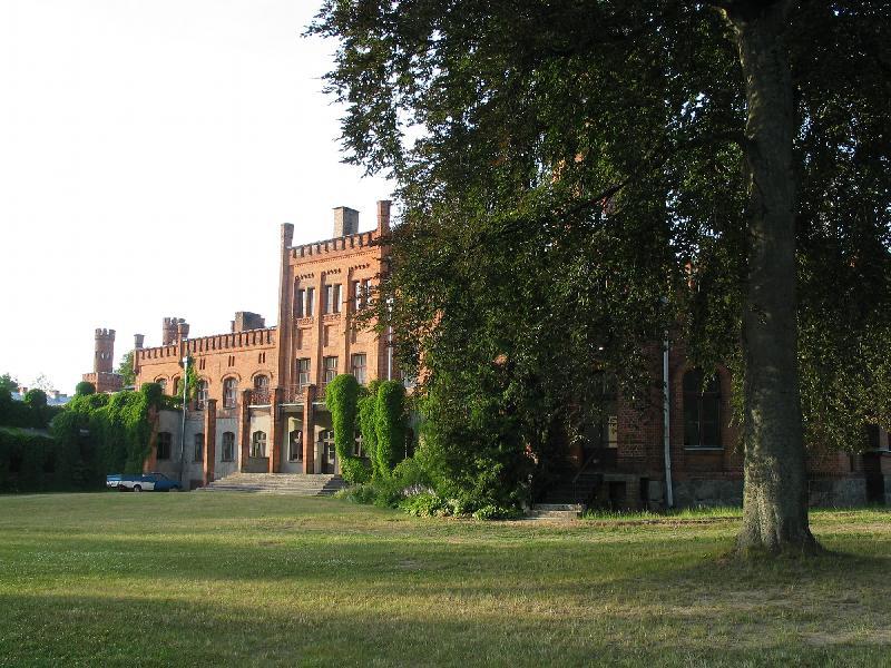 Das Schloss von Sorquitten