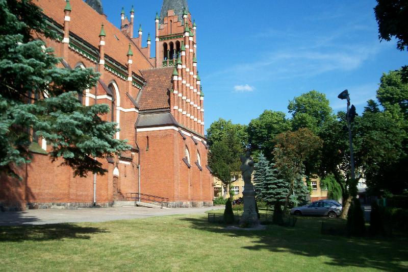 Kościół NSPJ Olsztyn