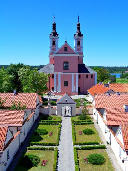 Klasztor kamedułów. Suwałki
