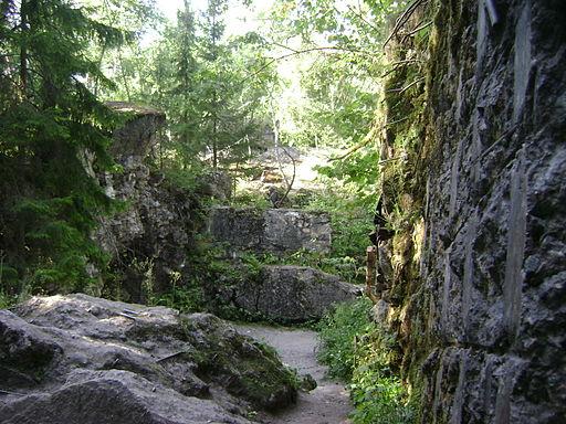 Wolfsschanze, Angerburg