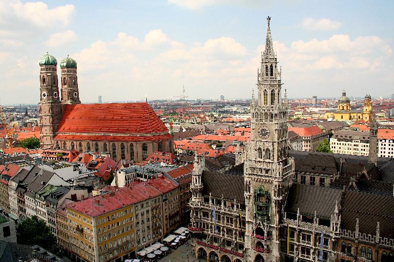 Muenchen Altstadt
