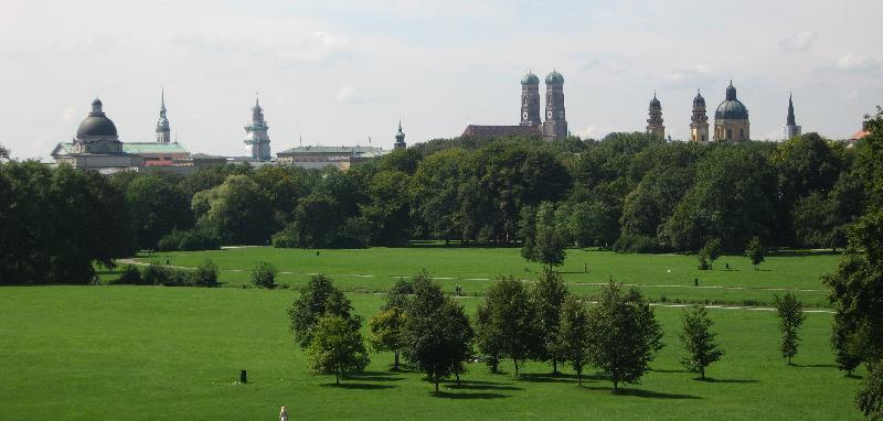 München: Alle Sehenswürdigkeiten Auf Einen Blick Haus Und Garten Innovationen Garten Sehenswert