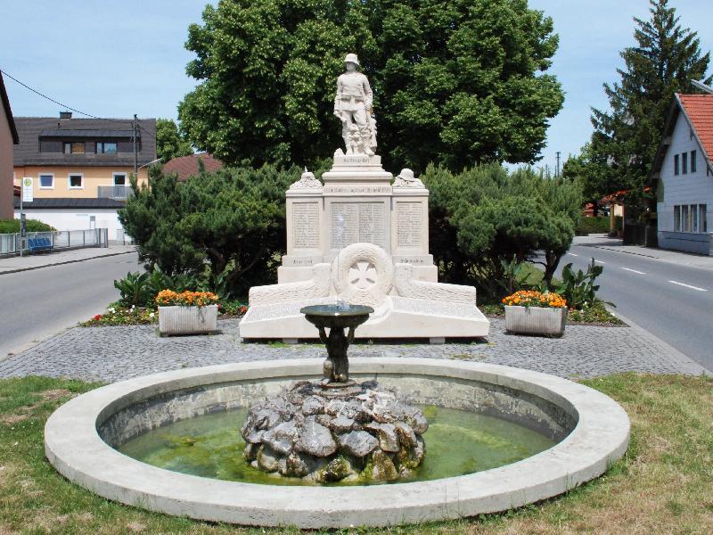 Kriegerdenkmal Feldmoching
