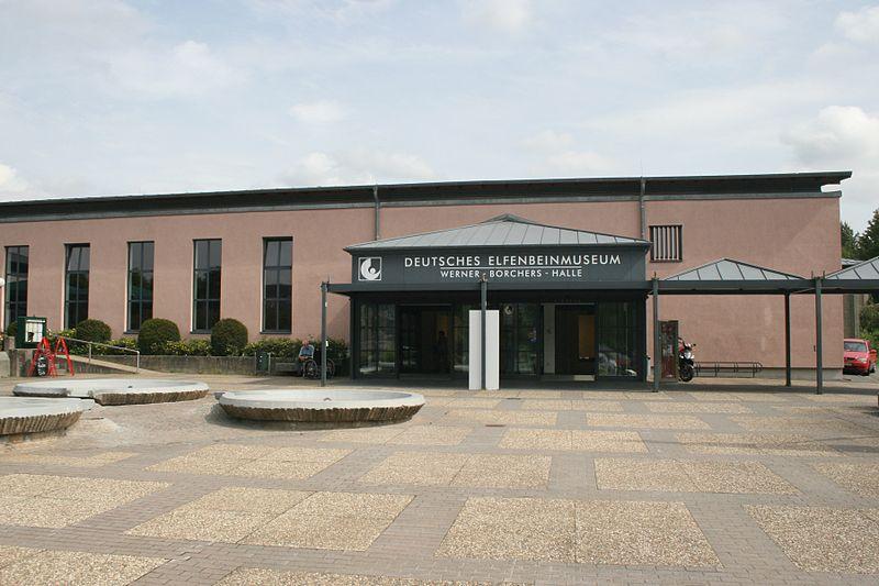 Elfenbeinmuseum Erbach