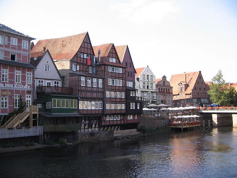 Wettervorhersage Lüneburg