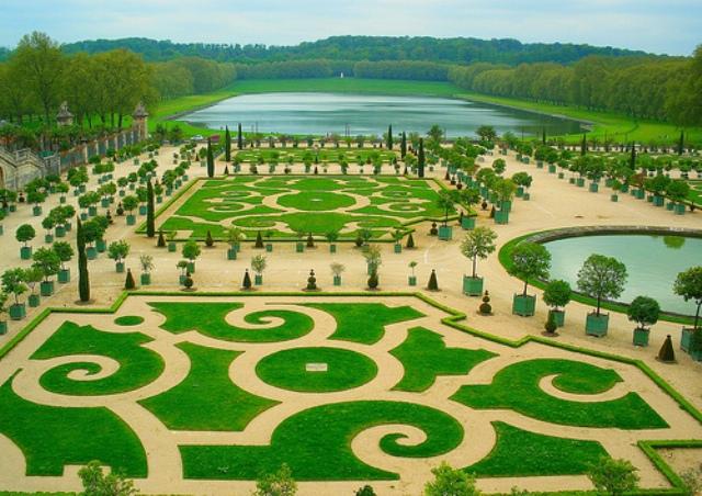Versailles for Le jardin paris 9