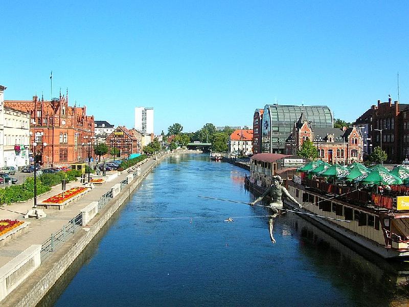 Bydgoszcz Altstadt