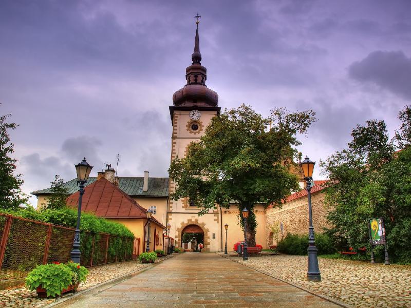 Kloster in Stary Sącz
