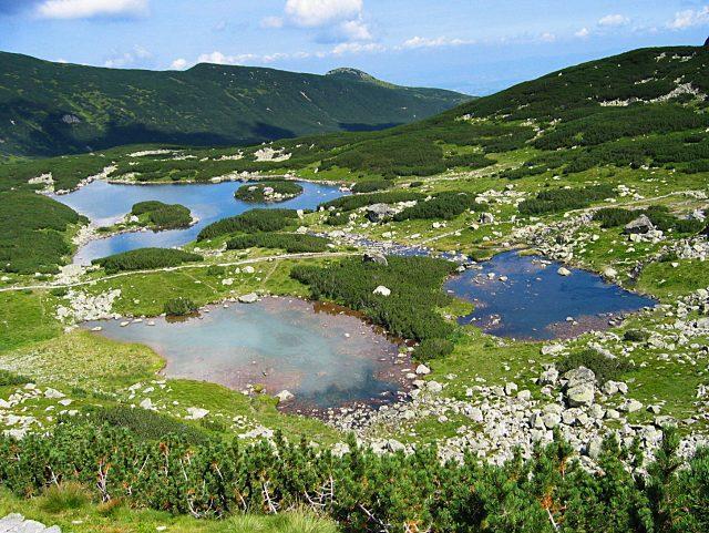Seen in der Tatra
