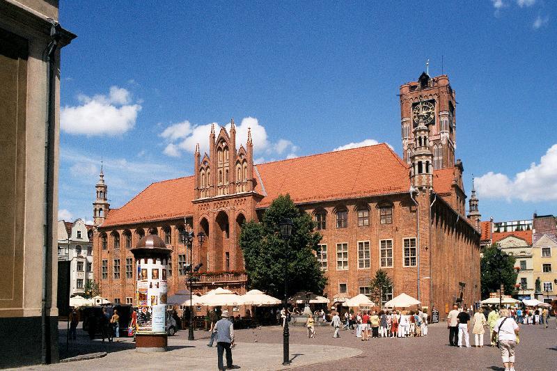Rathaus von Thorn
