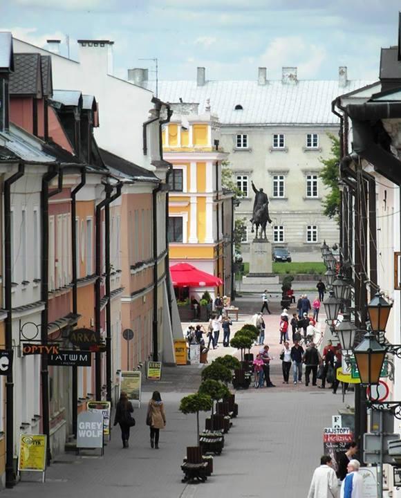 Zamość - Gordzkastraße