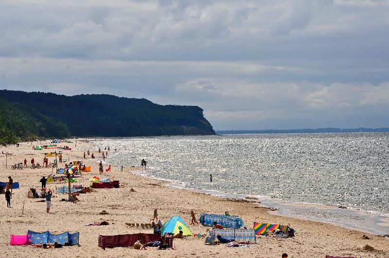 Strand von Misdroy