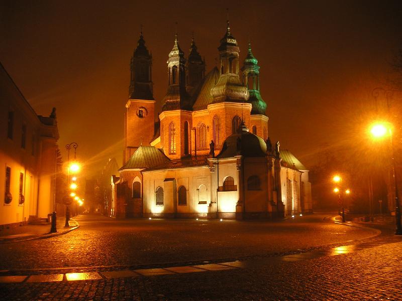 Posen Kathedrale