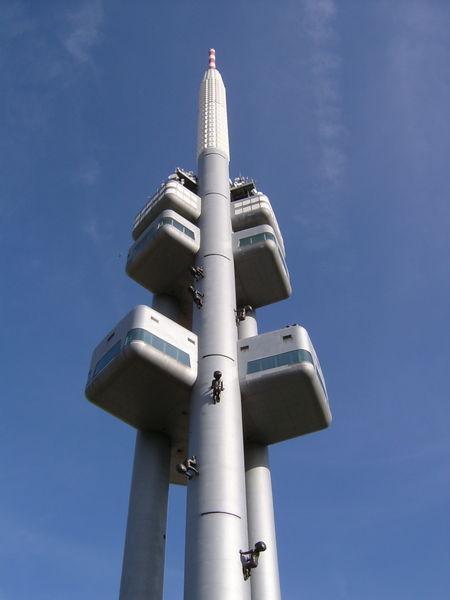 Prager Fernsehturm