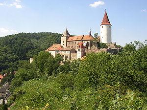 Schloss Křivoklat