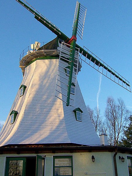 Dierkow Mühle