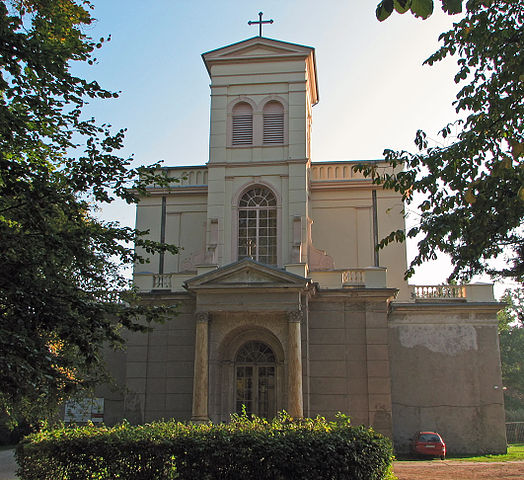Putbus Schlosskirche