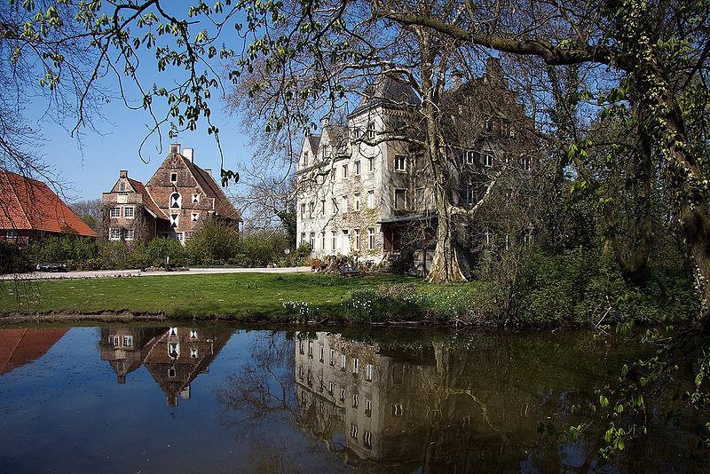 Schloss Ermelinghof in Hamm