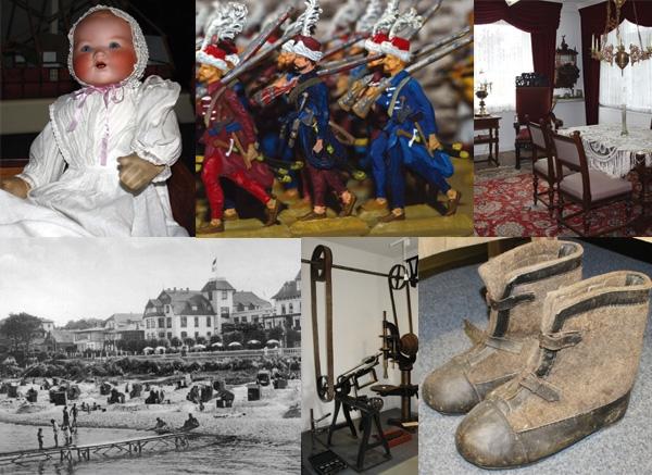 Wissenswertes über die Region erfahren im Museum für Regionalgeschichte Pönitz