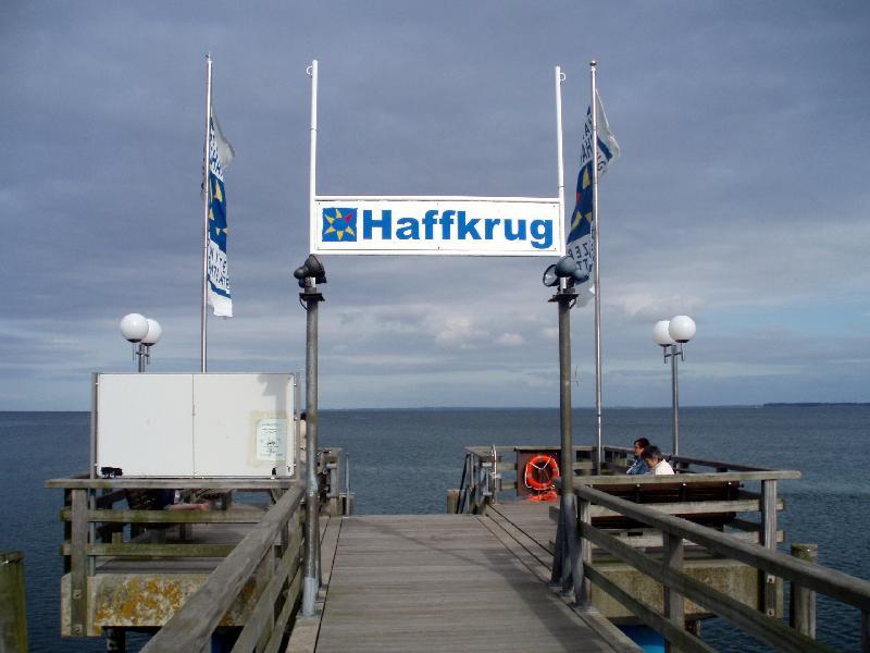 Haffkrug ist das älteste Seebad der Lübecker Bucht