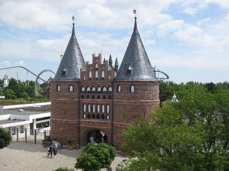 Sierksdorf bietet Natur und Kultur sowie mit dem Hansa Park Erlebnis an der Lübecker Bucht
