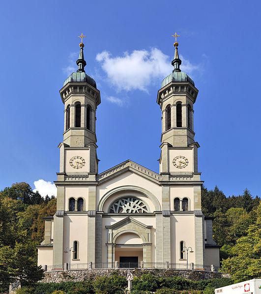 St. Johannes dem Täufer in Todtnau