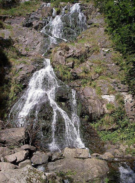 Todnauer Wasserfall