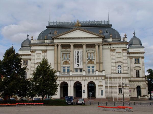Staatstheater in Schwerin