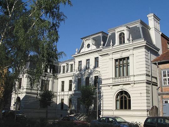 Neustädtisches Palais in Schwerin