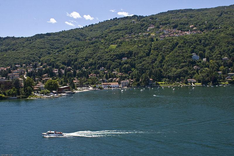 Lago maggiore urlaub am see for Ferien am see