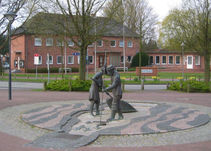 St. Peter Dorf Rathaus