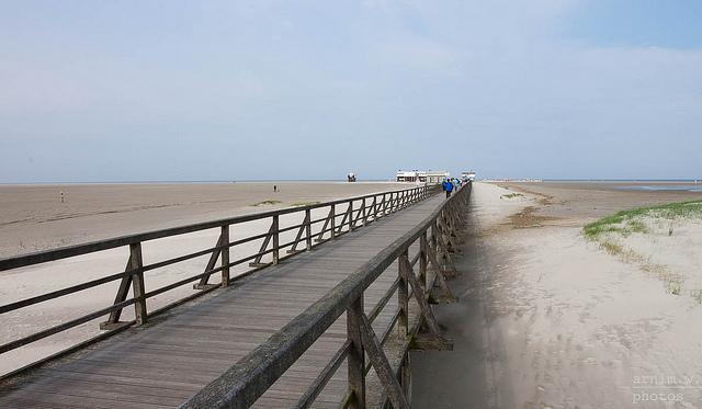 Strandbrücke