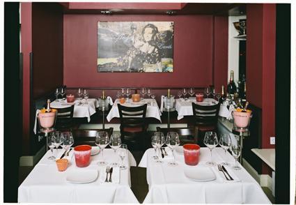 Restaurant Kampen Gourmet-Eck