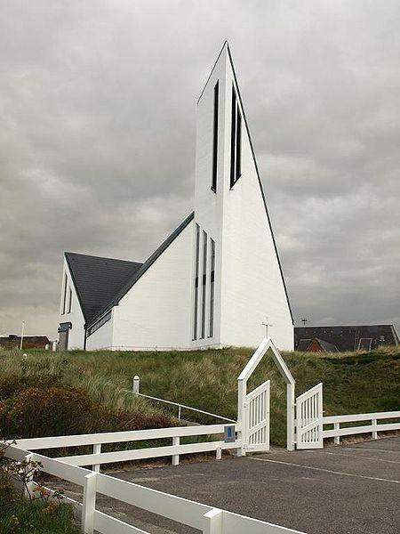 Kirche St. Thomas in Hörnum auf Sylt