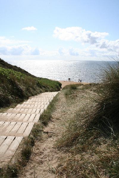 Weg zum Roten Kliff